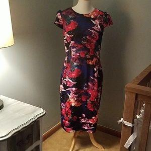 ☃️Betsy Johnson short sleeved dress